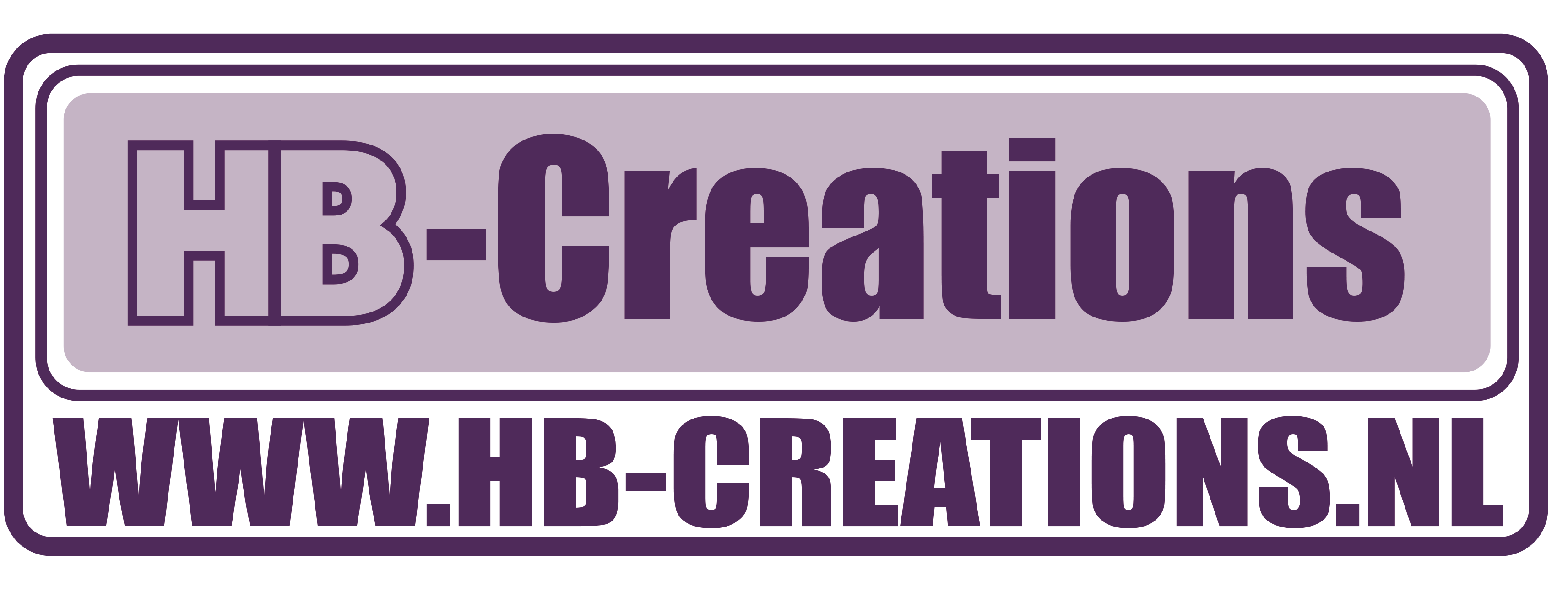 Webshop HB-Creations