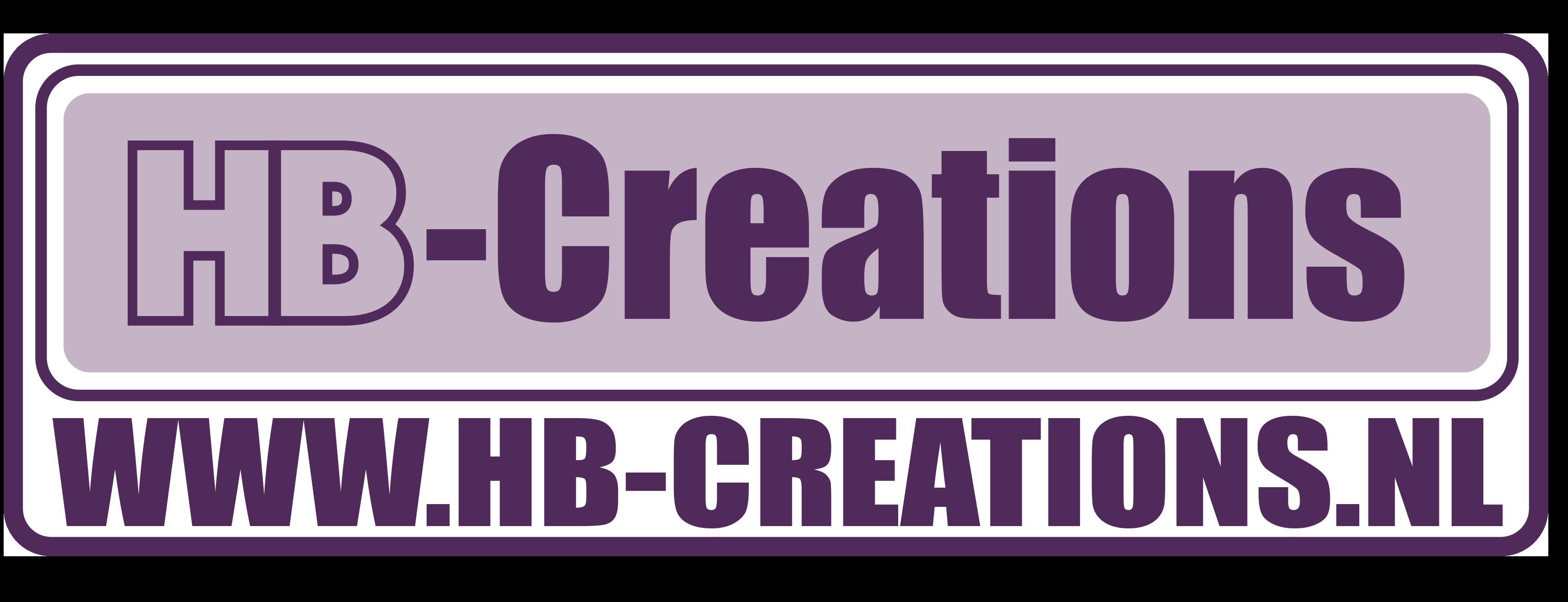 Webshop HB-Creations