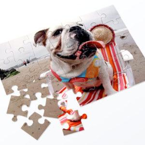 Puzzel met eigen afbeelding. Hb-Creations Tilburg (Reeshof)