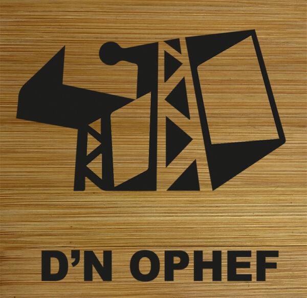 Onderzetter D'n ophef. HB-Creations Tilburg Reeshof