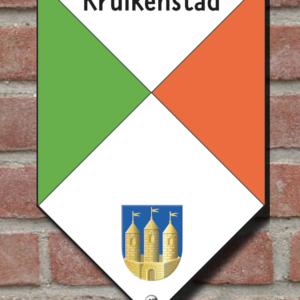 Monumenten muurschiltjes Kruikenstad met of zonder huisnummer. Hb-Creations Tilburg reeshof
